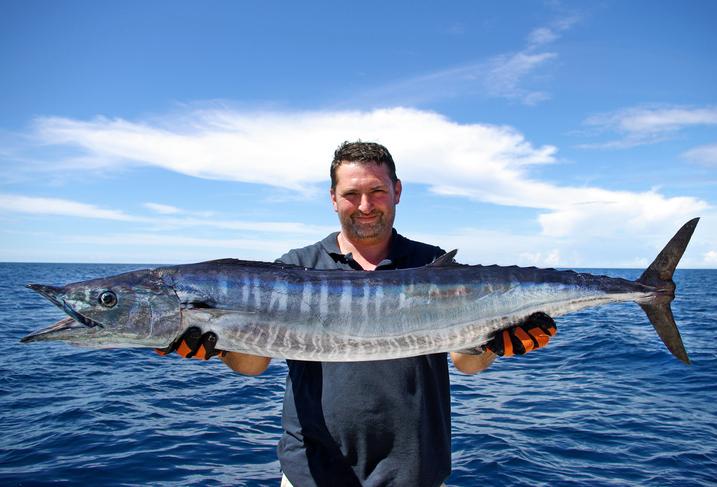 Wahoo Fishing Madeira Portugal